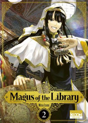 Magus of the Library 2 simple
