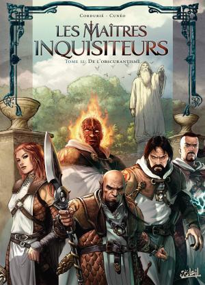 Les maîtres inquisiteurs 12 simple