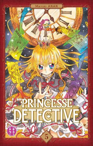 Princesse détective 5 simple