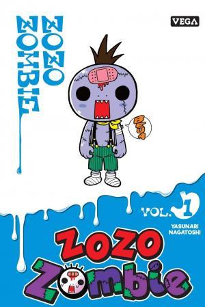 Zozozo Zombie # 1