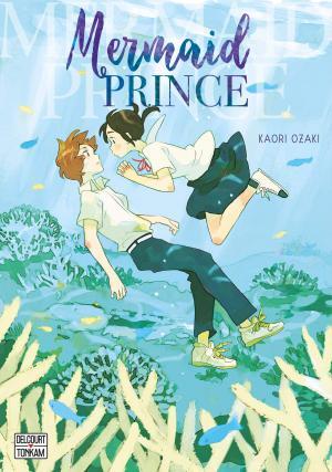 Mermaid Prince 1 simple