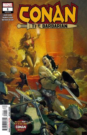 Conan Le Barbare # 1 Issues V4 (2019 - Ongoing)