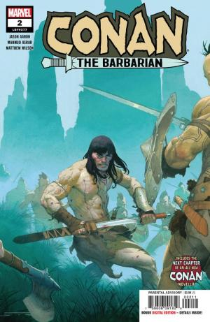 Conan Le Barbare # 2 Issues V4 (2019 - Ongoing)