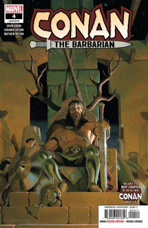 Conan Le Barbare # 4 Issues V4 (2019 - Ongoing)
