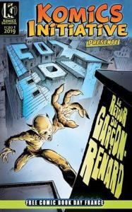 Free Comic Book Day France 2019 - Komics Initiative - Fox-Boy