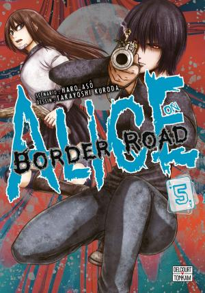 Alice on Border road 5