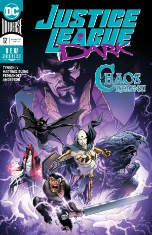 Justice League Dark # 12 Issues V2 (2018 - Ongoing)