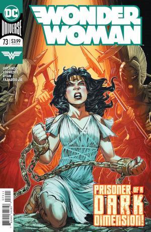 Wonder Woman # 73