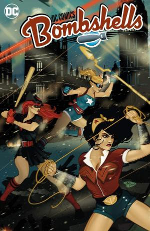 DC Comics Bombshells 2