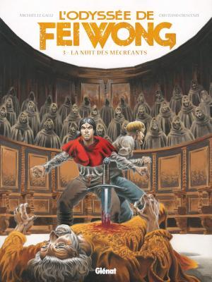 L'odyssée de Fei Wong T.3
