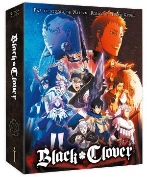 Black Clover édition simple