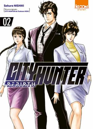 City Hunter Rebirth # 2