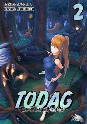 TODAG - Tales of demons and gods  2 simple