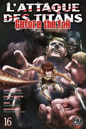 L'Attaque des Titans - Before the Fall # 16