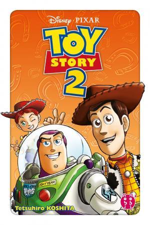 Toy story Manga