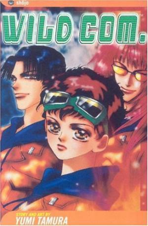 WILD COM. Manga