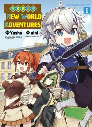 Noble new world adventures 1 Simple