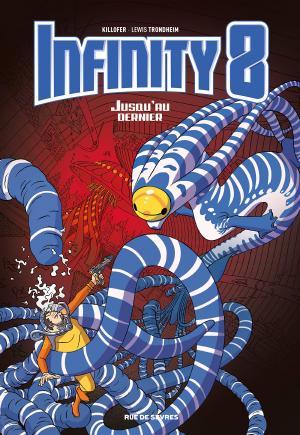 Infinity 8 8 TPB hardcover (cartonnée)