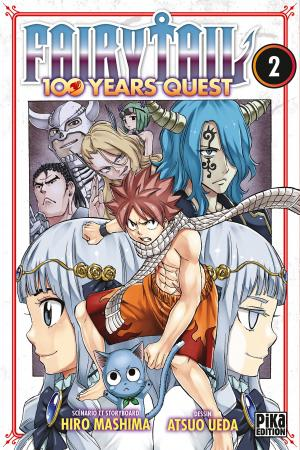 Fairy Tail 100 years quest 2 simple