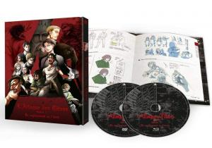 L'Attaque des Titans : Le Rugissement de l'Éveil édition Coffret collector Mediabook