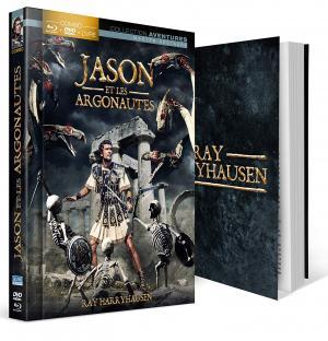 Jason et les Argonautes édition combo