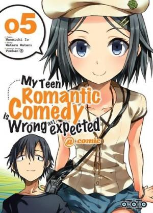 My Teen Romantic Comedy is wrong as I expected # 5