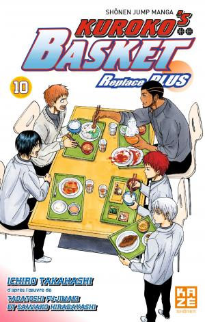 Kuroko's Basket Replace PLUS 10 Simple
