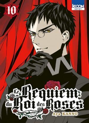 couverture, jaquette Le Requiem du Roi des Roses 10  (Ki-oon)