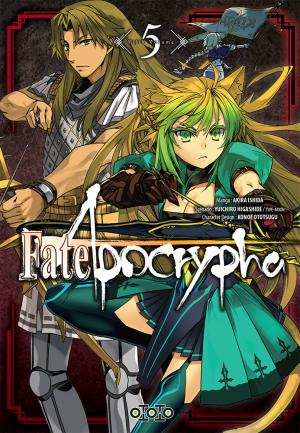 Fate/Apocrypha 5 Simple