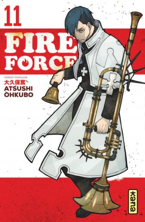 Fire force 11 Simple