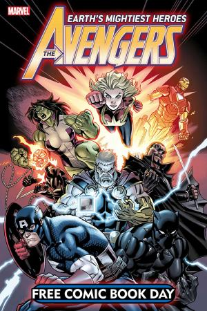 Free Comic Book Day 2019 - Avengers # 1 Issue (2019)