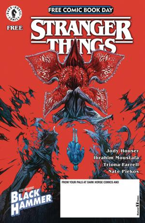Free Comic Book Day 2019 - Dark Horse - Stranger Things And Black Hammer # 1 Issue (2019)
