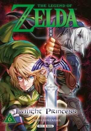 The Legend of Zelda - Twilight Princess 6 Simple