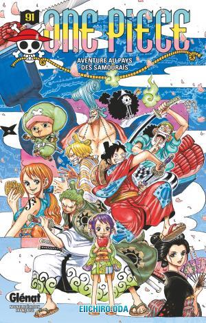 One Piece 91 Nouvelle Edition - Française