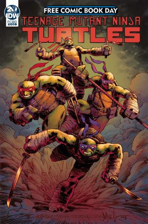 Free Comic Book Day 2019 - Teenage Mutant Ninja Turtles - Casualty of War édition Issue (2019)
