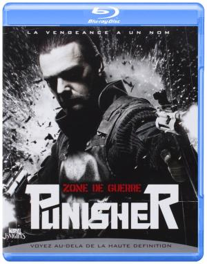 The Punisher - Zone de Guerre édition simple