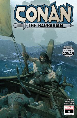 Conan Le Barbare # 5 Issues V4 (2019 - Ongoing)