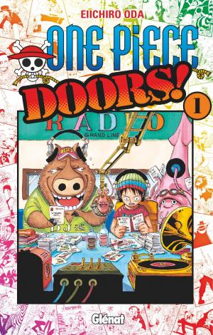 One Piece Doors 1 Simple