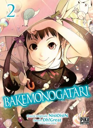 Bakemonogatari 2 simple