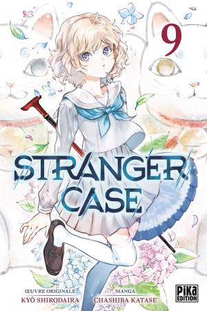 Stranger Case 9 Simple