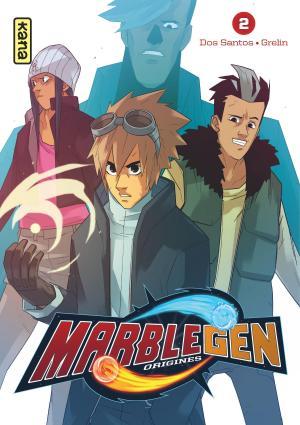 Marblegen origines # 2