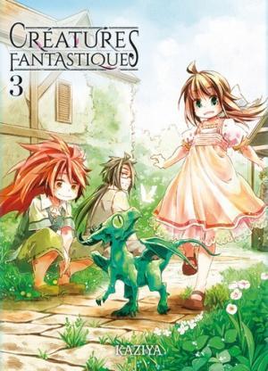 Créatures fantastiques 3 simple