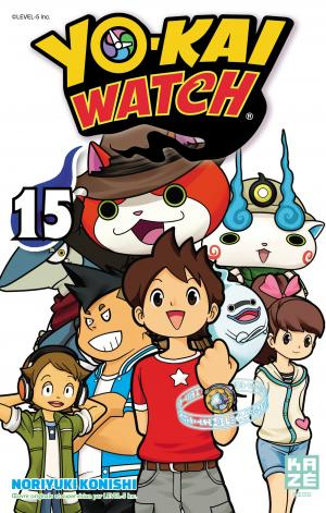 Yo-kai watch 15 Simple