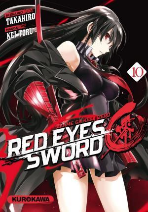 couverture, jaquette Red eyes sword 0 - Akame ga kill ! Zero 10  (Kurokawa)