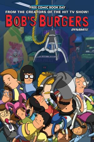 Free Comic Book Day 2019 - Bob's Burgers édition Issue (2019)