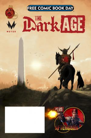 Free Comic Book Day 2019 - Dark Age / Afterburn édition Issue (2019