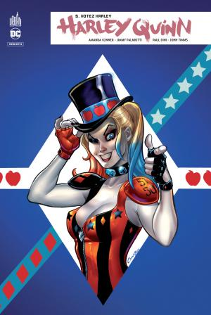 Harley Quinn Rebirth 5 TPB hardcover (cartonnée)