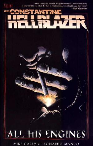 Hellblazer - All His Engines édition TPB softcover (souple)