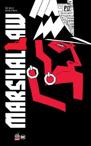 Marshall Law  TPB hardcover (cartonnée)