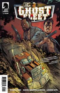 The ghost fleet # 1 Issues